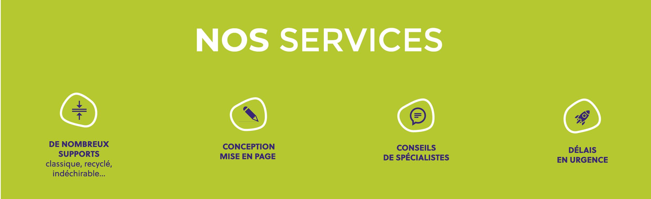 présentation services_Plan de travail