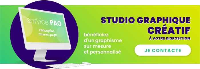 SERVICE DE CONCEPTION GRAPHIQUE
